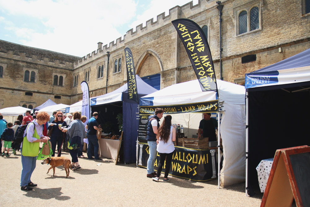 Burghley Food Festival