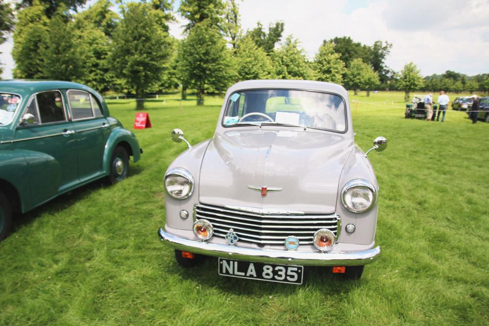 Burghley Rolls Royce Rally