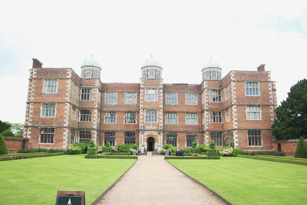Read Doddington Hall & Gardens by April