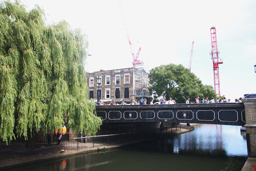 Camden Locks, London