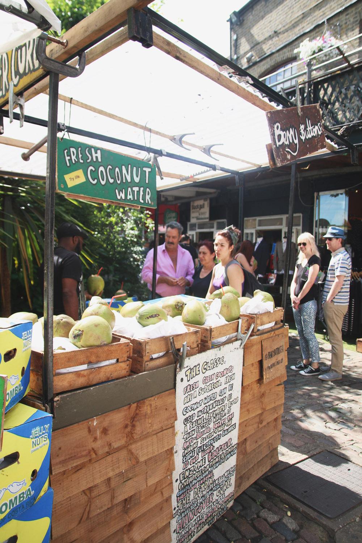 Global Kitchen, Camden Lock Street Food Market