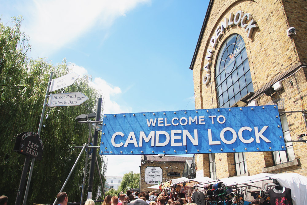 Read Camden Locks by April