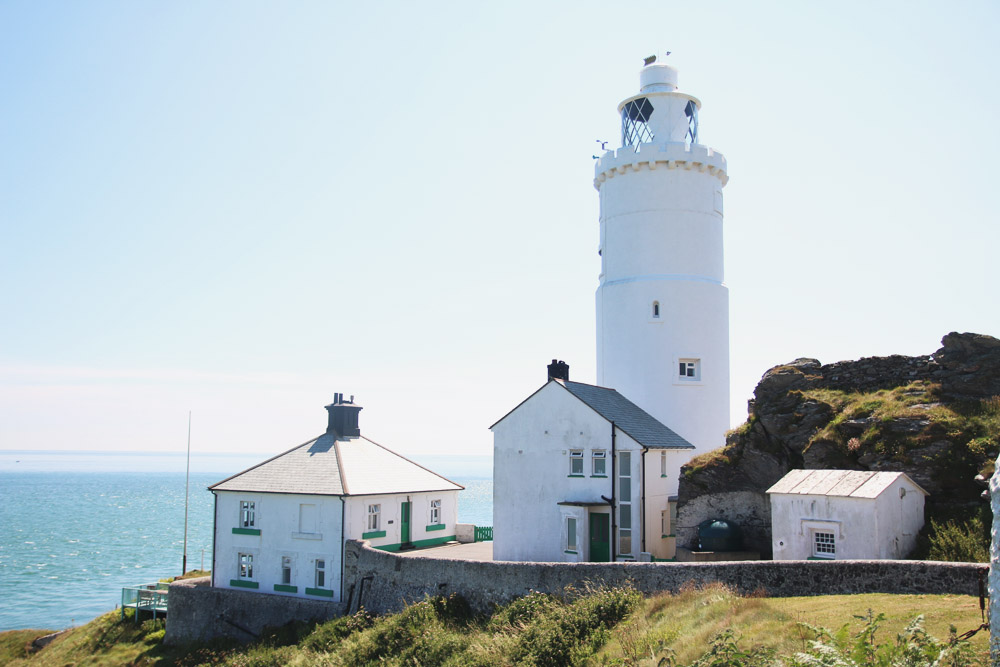 Read Start Point Lighthouse by April