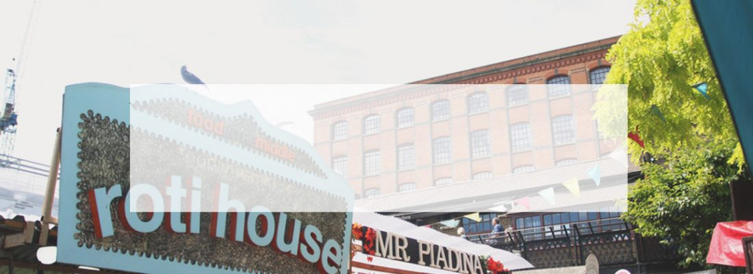 Slider Banner Template Camden Market