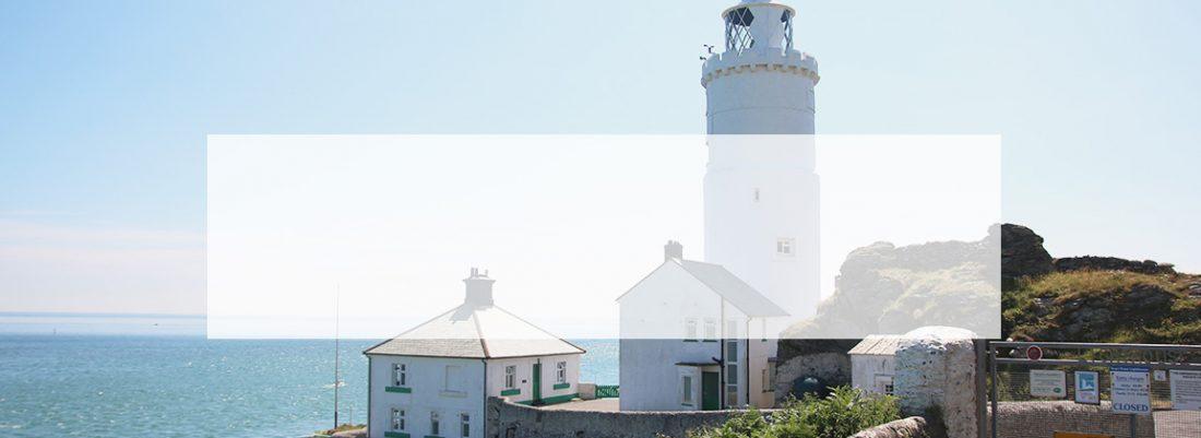 Slider Banner Template Start Point Lighthouse