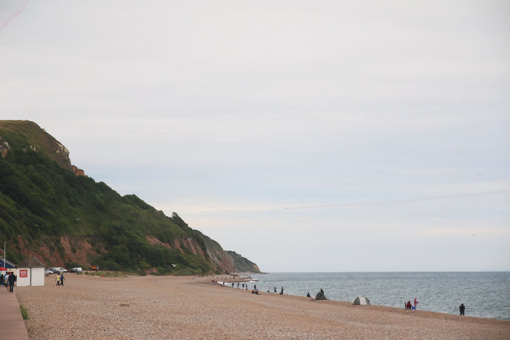 Seaton Beach, Devon