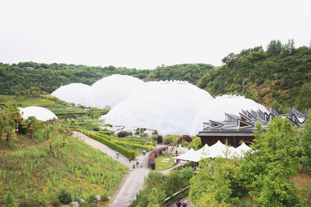 Read The Eden Project by April