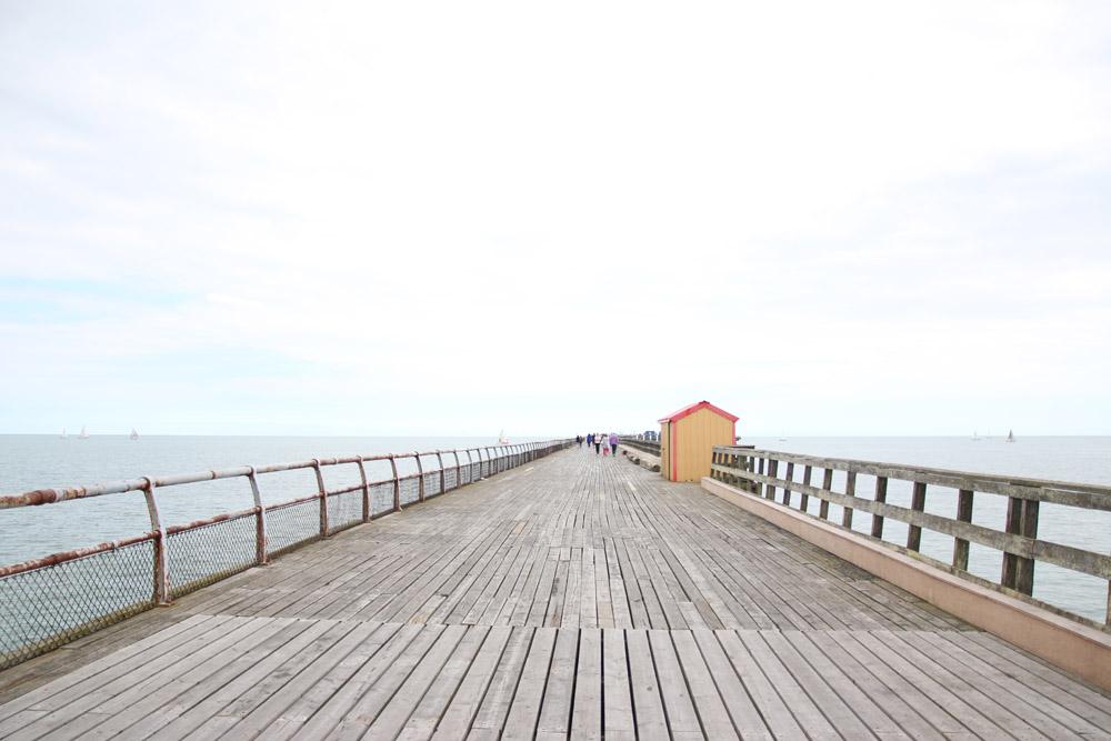 Walton-on-the-Naze Pier, Essex