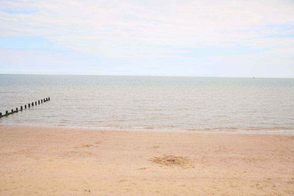 Walton-on-the-Naze Beach, Essex