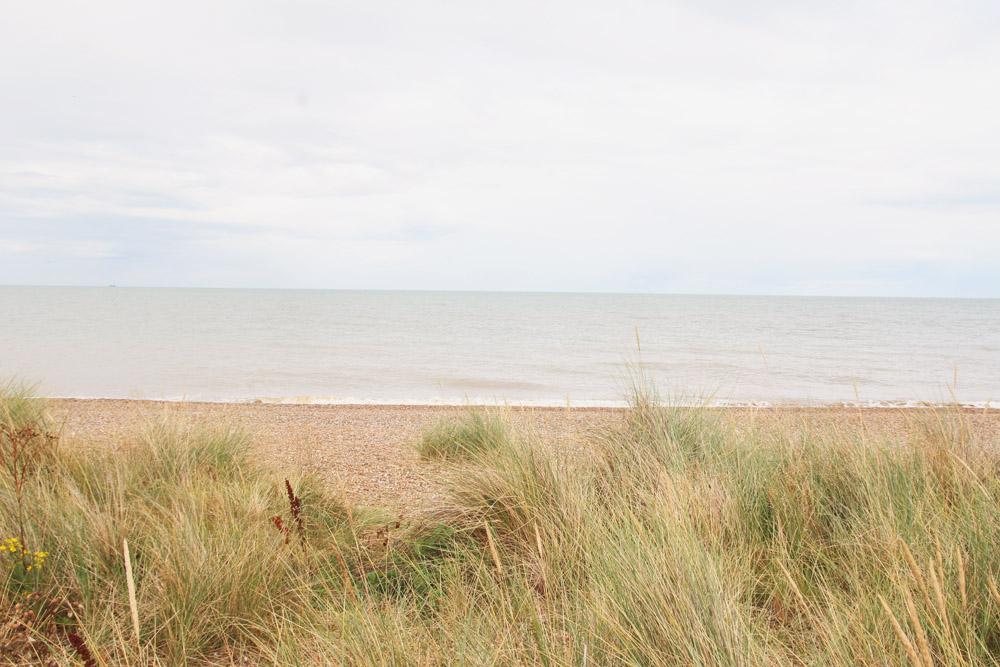 Dunwich Heath Beach, Suffolk