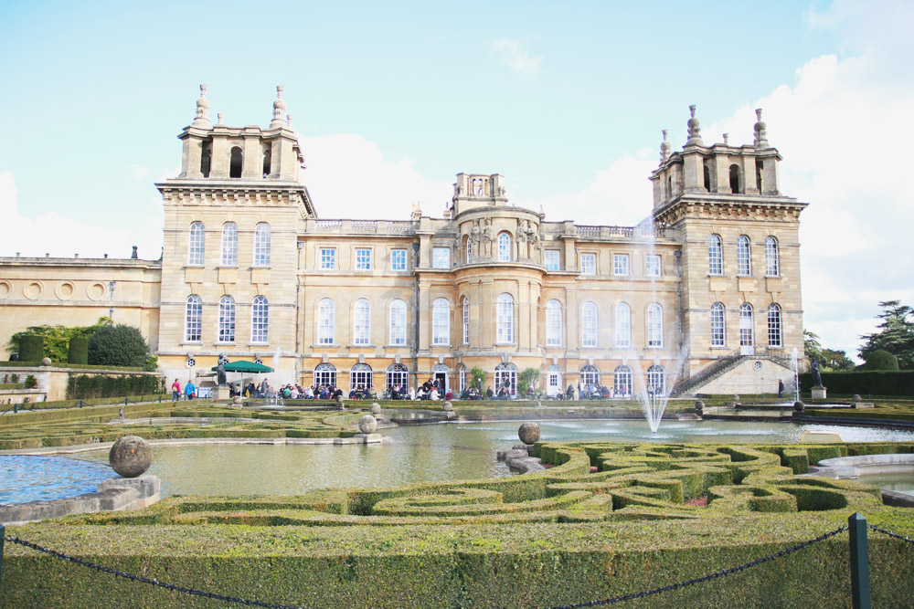 Read Blenheim Palace by April