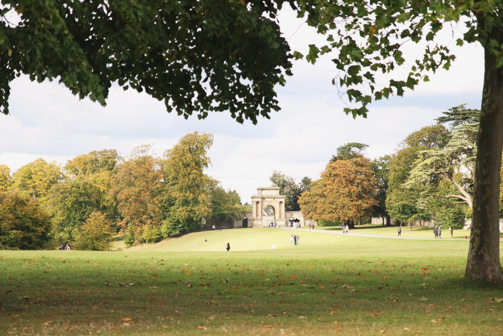 Blenheim Palace, Oxfordshire
