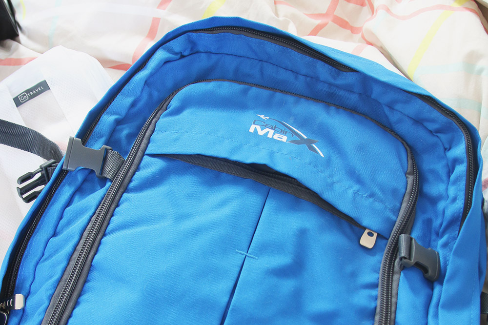 Read Review: Cabin Max Backpacks by April
