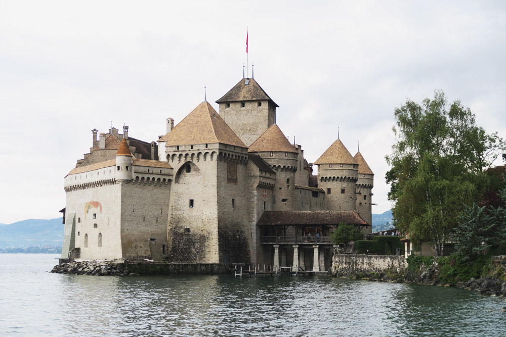 Read Chateau de Chillon by April