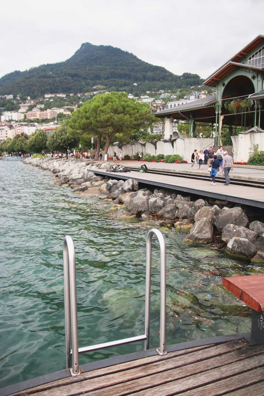 Montreaux, Lake Geneva - Switzerland