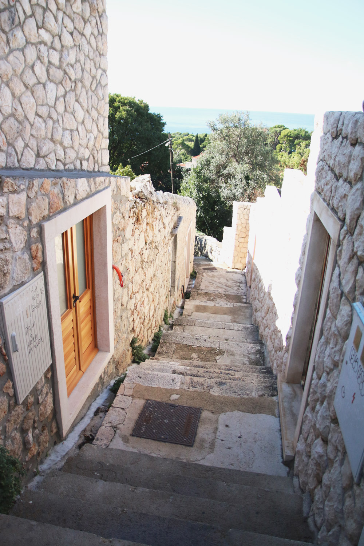 Dubrovnik Street, Croatia