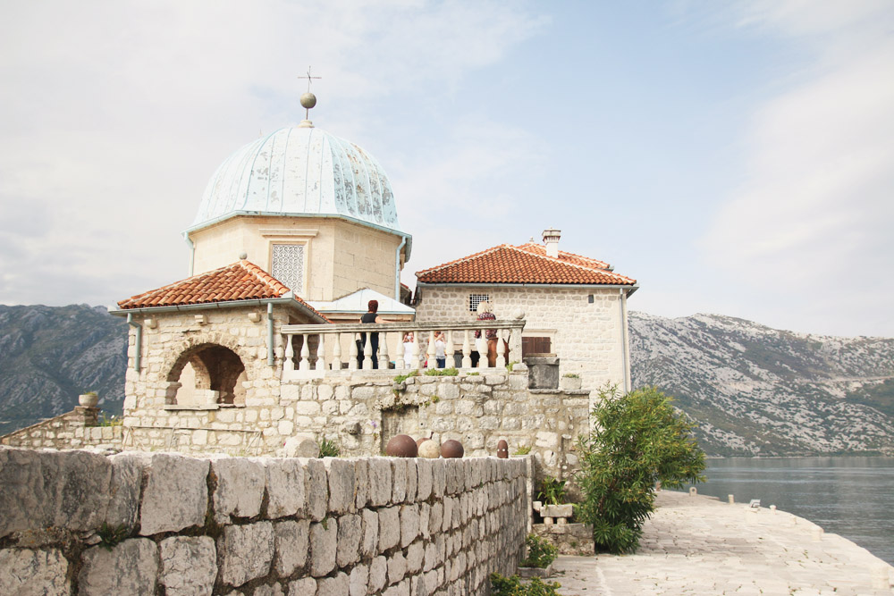 Read Perast & Our Lady of the Rocks by April