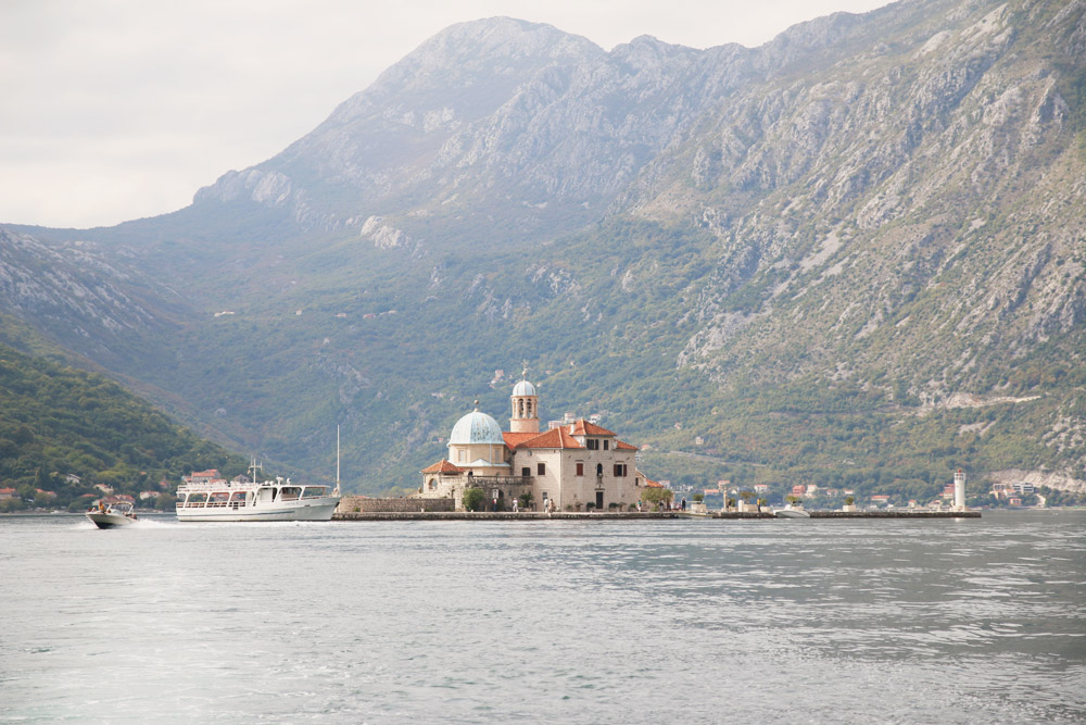 Our Lady of the Rocks, Perast, Montenegro