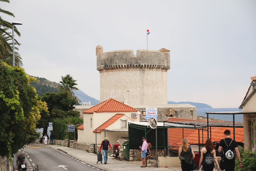 Dubrovnik Old Walls, Croatia