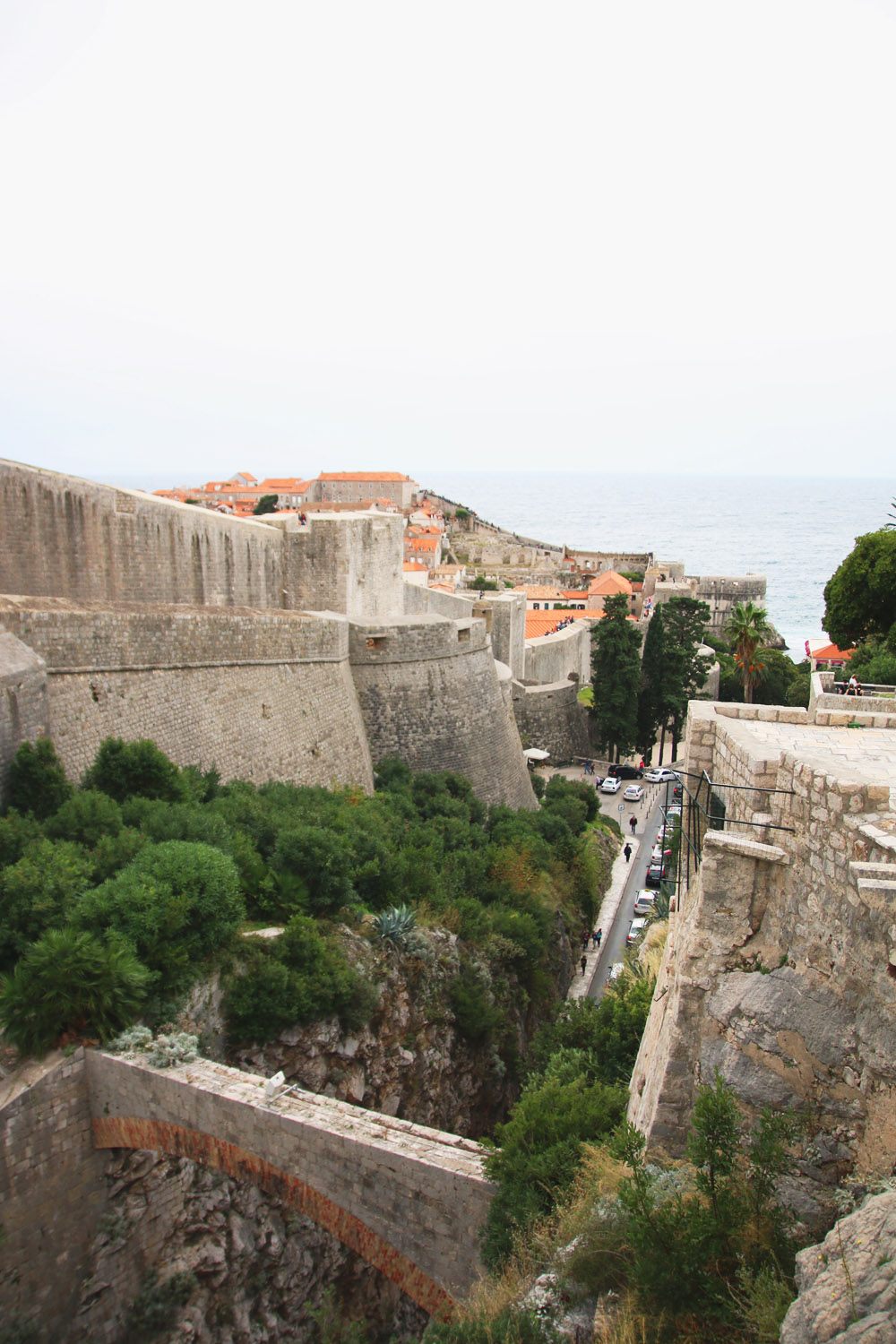 Old City Dubrovnik Walls