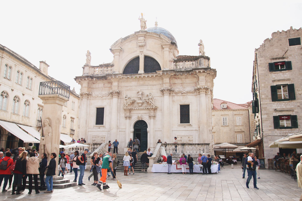 Read Wandering Through Dubrovnik's Old City by April