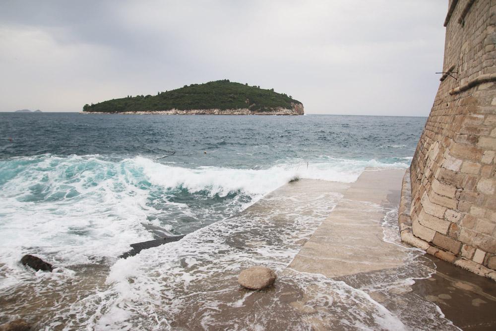 Storm Old City Dubrovnik