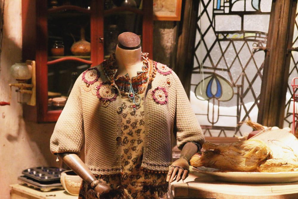 Harry Potter Warner Bros Studio Tour London The Weasleys Kitchen