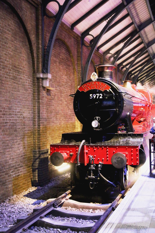 Harry Potter Warner Bros Studio Tour London Hogwarts Express