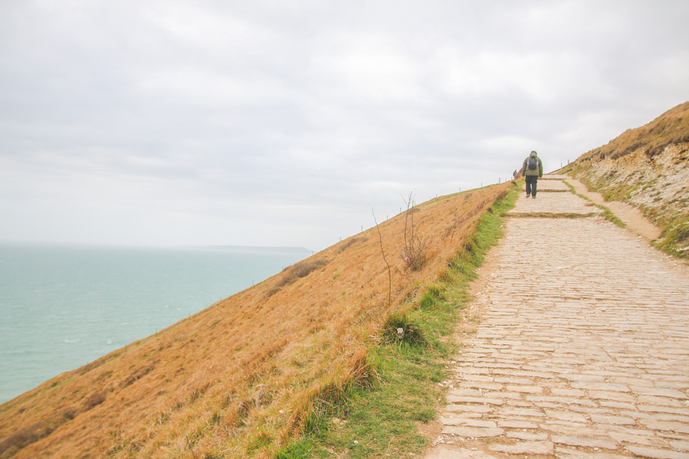 Lulworth Cove to Durdle Door Hike