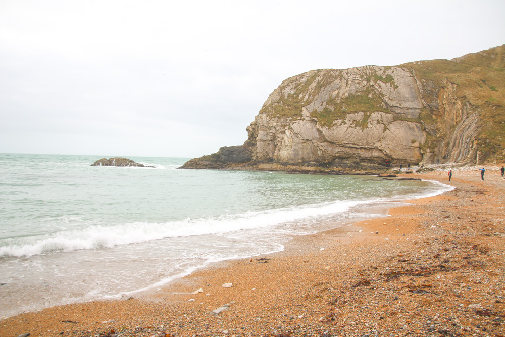 Man of War Beach, Dorset