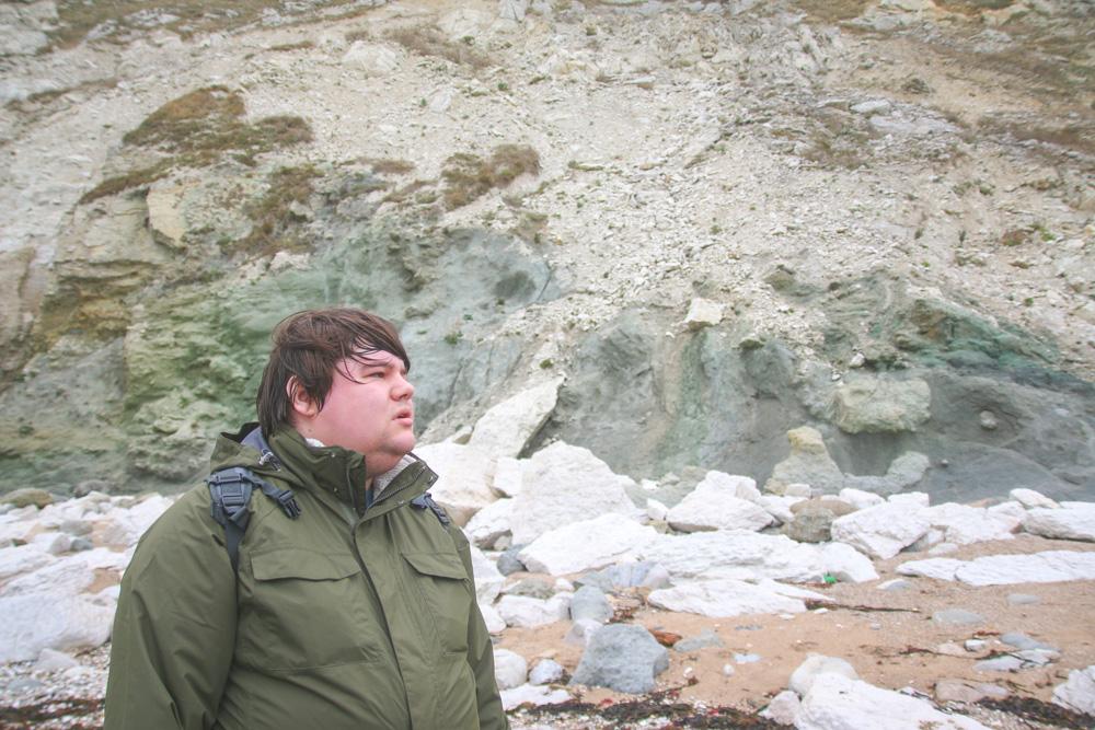 Man of War Beach, Dorset