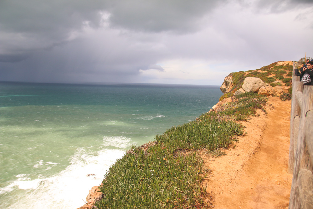 Read A Day at Cabo da Roca and Cascais by April