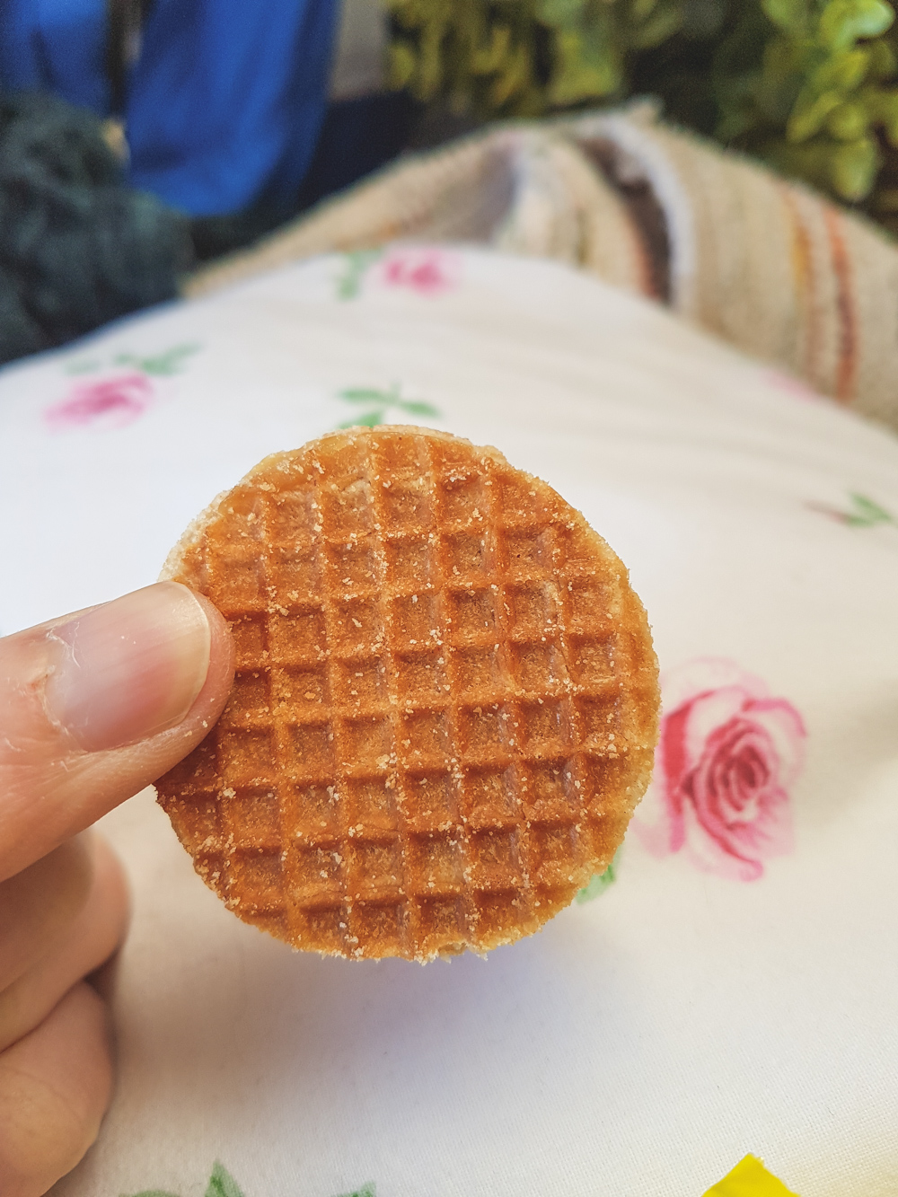 Mini Dutch Stroopwaffels