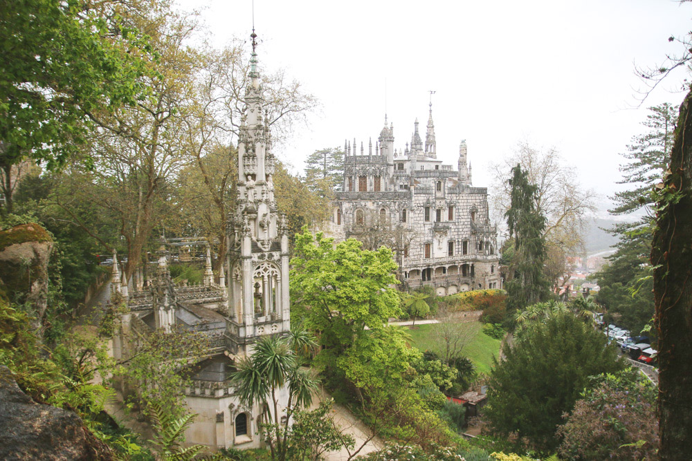 Read Exploring the Gardens of Quinta da Regaleira in Sintra by April