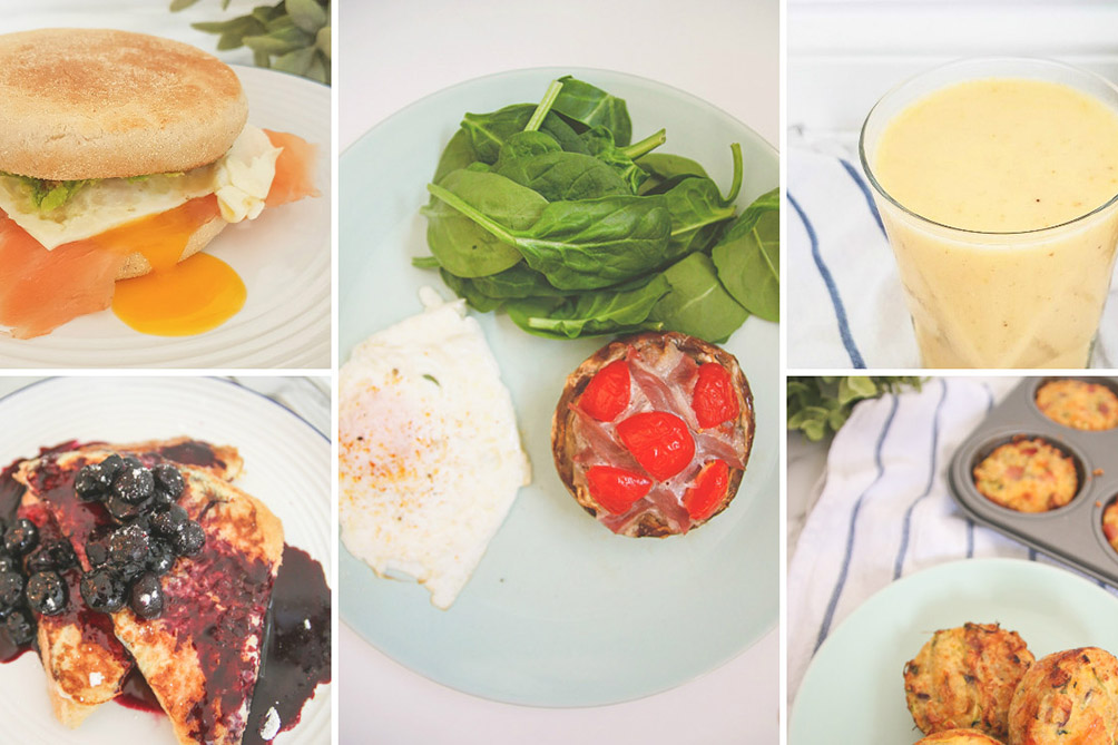 Read Weekday Breakfasts: 5 Quick and Healthy Breakfast Ideas by April