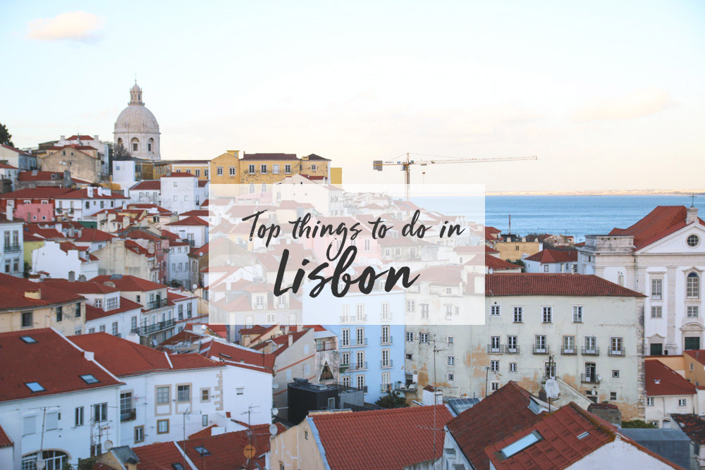 Read Lisbon Travel Guide: My Top 5 Things to do in Lisbon by April
