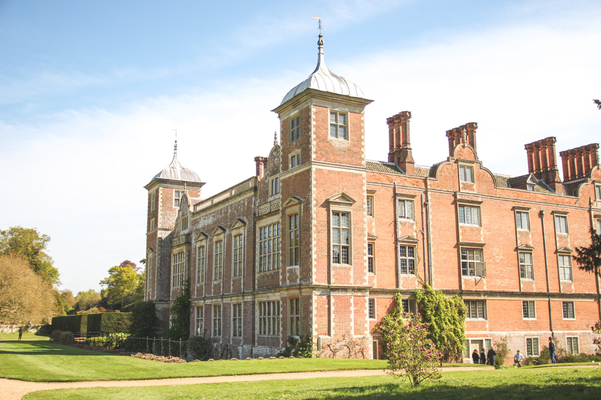 Read Spring at Blickling Estate, Norfolk by April