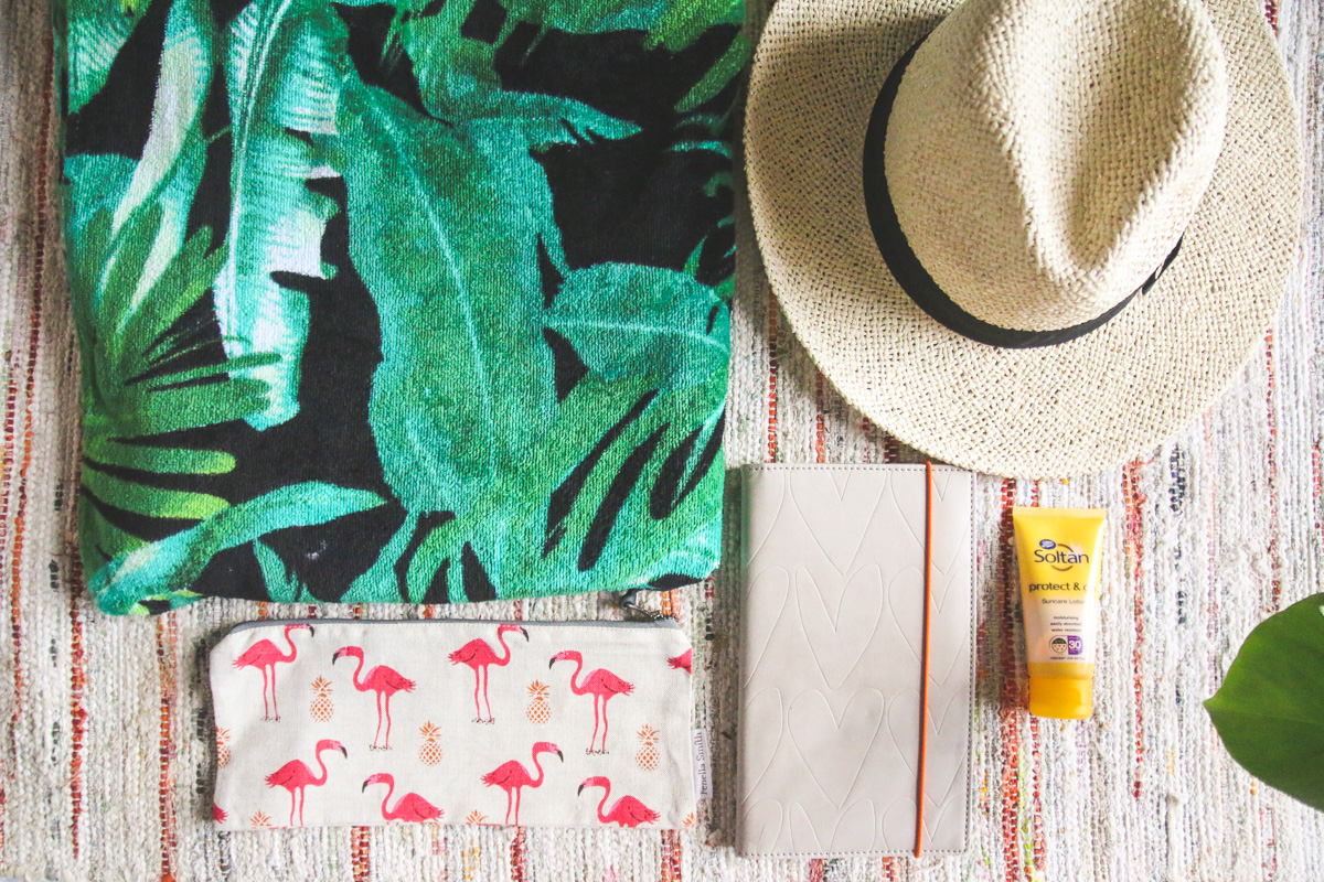 Read My Summer Holiday Travel Essentials with Holiday Gems by April