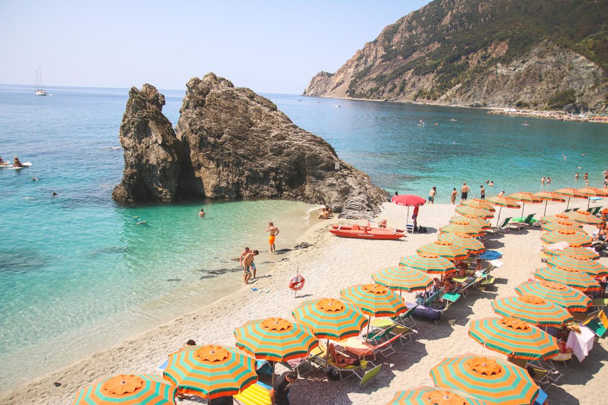 Read Exploring Cinque Terre Part 1 – Monterosso & Manarola by April