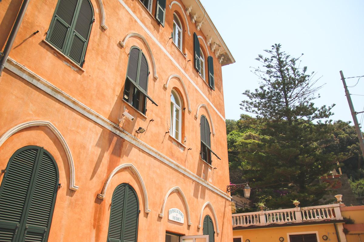 Monterosso al Mare in Cinque Terre, Liguria, Italy