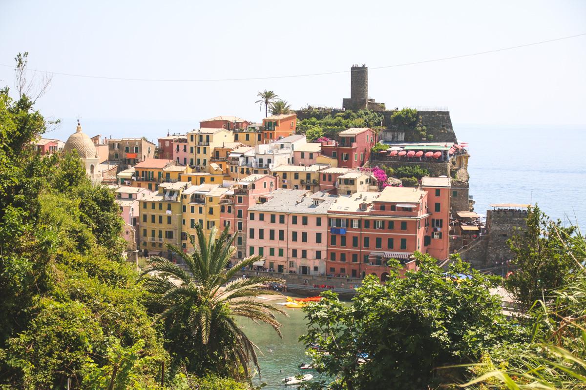 Vernazza in Cinque Terre, Ligurai Region, Italy