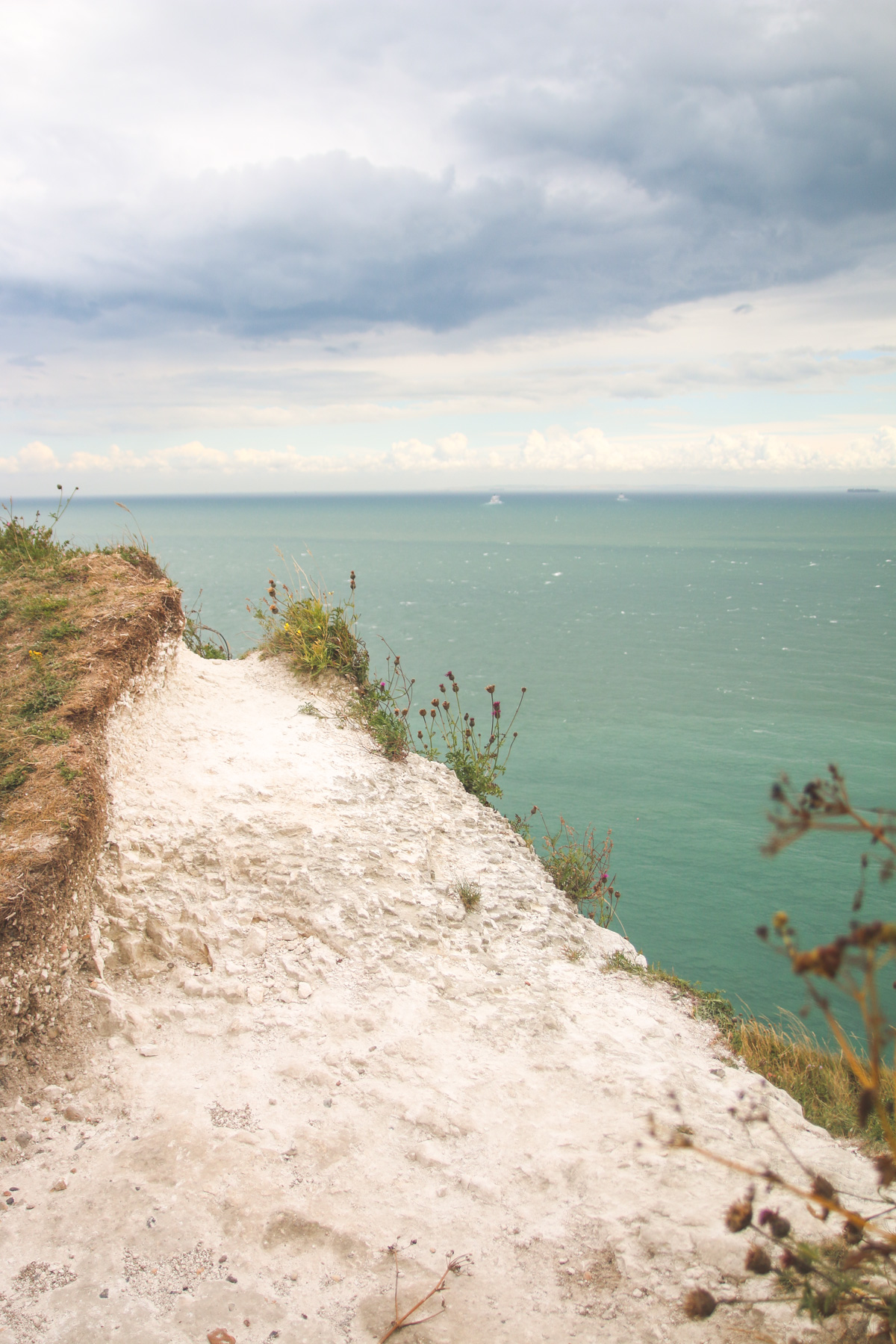 Hiking Trails at White Cliffs of Dover