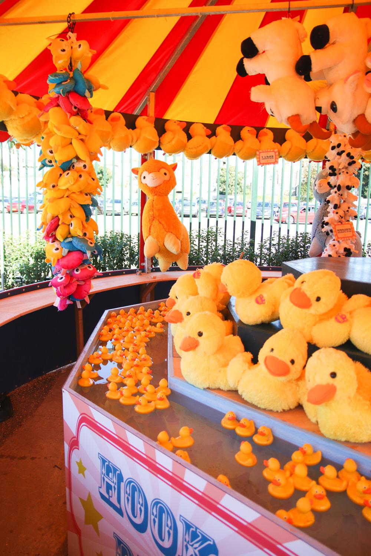 Fairground Fun at Dreamland Margate