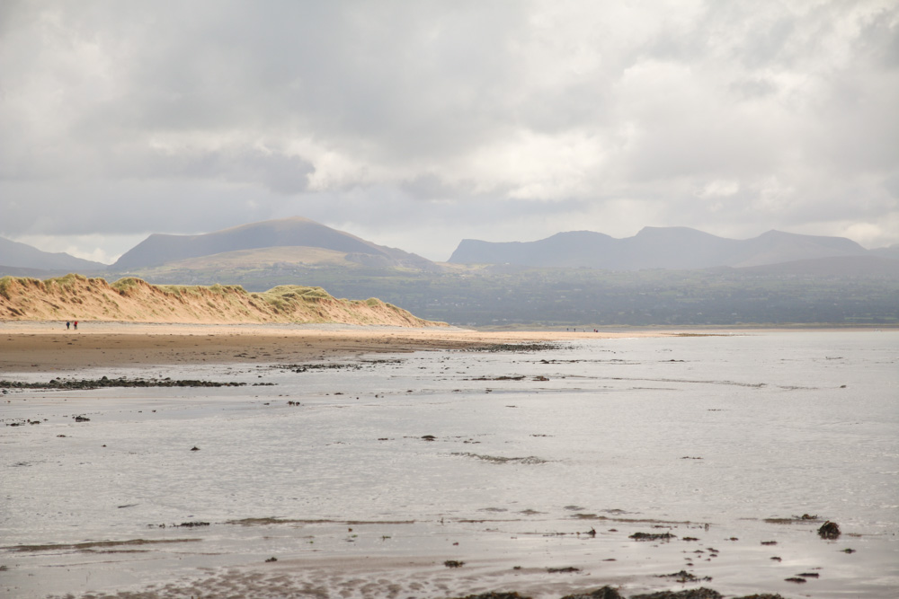 Llanddwyn Beach, Newborough Beach, Anglesey, Wales