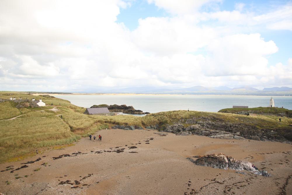 Llanddwyn Beach, Anglesey, Wales