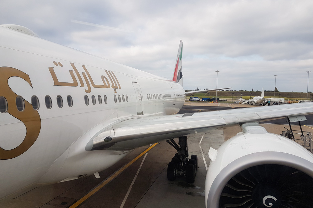 Emirates Airline Economy Class Review