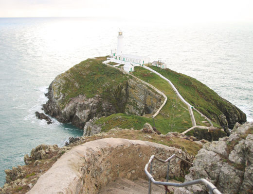 South Stack Lighthouse, Isle of Anglesey
