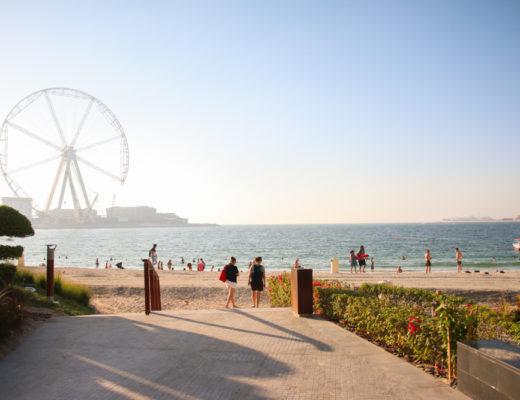 Jumeirah Beach Residence, JBR, Dubai Marina