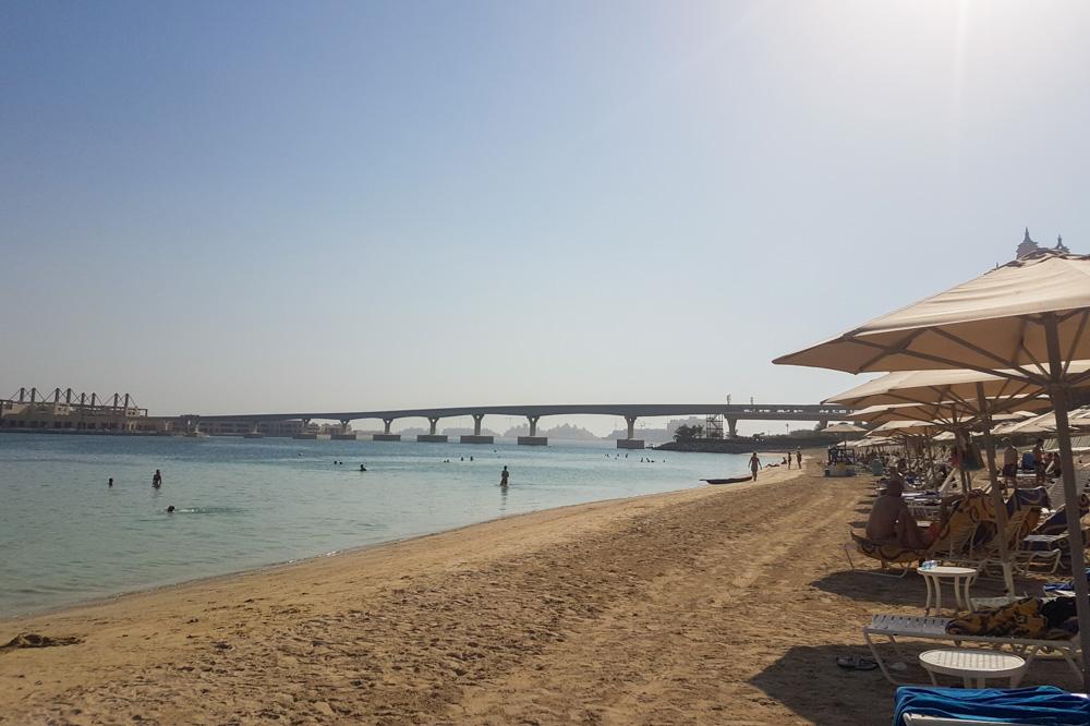 The Beach at Atlantis the Palm, Dubai