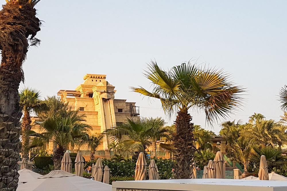Aquaventure Waterpark, Atlantis the Palm, Dubai